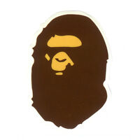 "A Bathing Ape Bape 6x8cm, 3"" luggage laptop decal glossy vinyl sticker #1109"