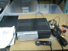 Cdx-454Rf Compact Disc Changer System