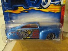 Hot Wheels Tail Dragger Monsters Series #078 Blue