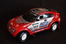 Solido Mitsubishi Pajero Evo 2004 1:18 #203 Peterhansel / Cottret Dakar Rally 04
