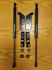 Bonnet / Hood Damper Gas Strut Pair - fits Subaru BRZ / Toyota GT86 - Carbon