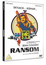 RANSOM. Sean Connery, Ian McShane. New Sealed DVD.