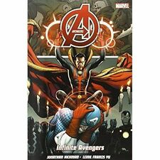 Avengers, Vol. 6: Infinite Avengers, Good Condition Book, Ribic, Esad, Larroca,