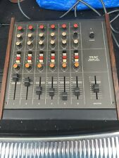 TEAC Model 2A Audio Mixer Vintage Ttbe Rare