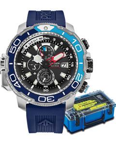 New Citizen Eco-Drive Prmaster Aqualand SPECIAL EDITION Men's Watch BJ2169-88E