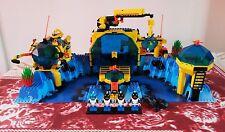 Lego Aquazone 6195 Neptune Discovery Lab 100%Complete+Instruction Rare