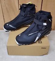 Fischer XC Comfort Pro Cross Country Ski Boot - Black/Silver - S20716 Asst Sizes