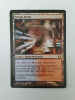Steam Vents from Return to Ravnica English Magic MTG
