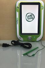 "LeapFrog LeapPad XDi Ultra 7"" Kids Tablet  Wi-Fi green Rest to factory setting"