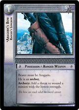 LoTR TCG The Hunters Aragorn's Bow, Ranger's Longbow 15R56