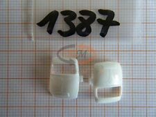 30x ALBEDO Ersatzteil Ladegut Zubehör Tür BMW Isetta weiß H0 1:87 - 1387