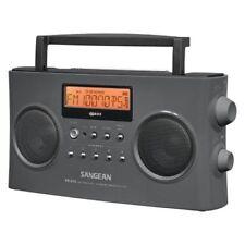 Sangean PRD15 AM/FM Rechargeable Portable Radio