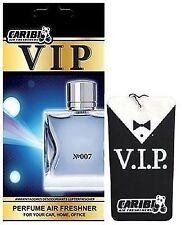 007 Air Freshener Car Caribi VIP Perfume Home Office Paco Rabanne -1 One Million