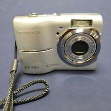 Olympus Digital Camera Model FE-180  (Original Owner)