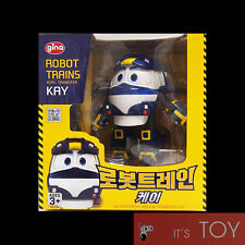 Robot Trains RT KAY Transformer Transforming Train Robot Figure Korean Animation