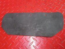 Suzuki GSXR 750 GSXR750 GIXXER 96 97 Engine motor heat dust shield cover 98 99