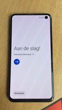 Samsung Galaxy S10 SM-G973U - 128GB - Prism Black (Unlocked) (Single SIM)