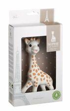 Sophie the Giraffe La Baby Teether Teething Pacifier Squeaky Chew Toy Vulli 0m+