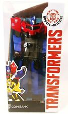 Transformers Coin Bank Optimus Prime Brand New