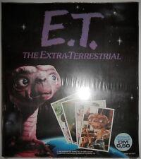 ALBUM FIGURINE PANINI E.T. 1982 SIGILLATO COMPLETO SET SEALED ED. TEDESCA