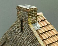 Juweela 23086 Roofing tiles (old red) 280 pieces 1:35 scale diorama building