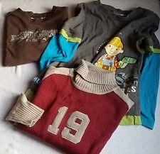 4,00€/St. 3-teiliges Marken Bekleidungspaket Gr. 122-128 Jungen (Set 29)