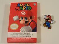 Nintendo Super Mario Series 1 Collector Pins - Mario