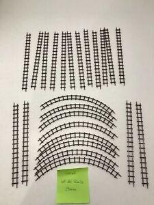 Jouef  HO Lot de rails 9mm
