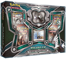 12x Pokemon Tcg Silvally Figure Collection Box Gift Set Sealed In Hand!