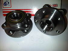 VOLVO XC90 AWD 2.4 2.5 2.9 3.2 4.4 2x NEW FRONT WHEEL BEARINGS /HUBS 2002-2007
