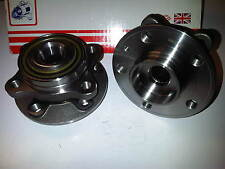 VOLVO XC90 AWD 2.4 2.5 2.9 3.2 4.4 2x NEW FRONT WHEEL BEARINGS /HUBS 2002-07