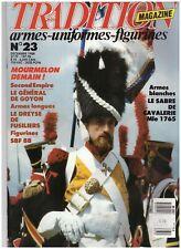 TRADITION MAGAZINE 23 12/1988 ATLANTIC CHIALU  RAVELLO  XILOPLASTO ELASTOLIN