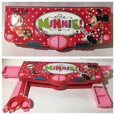 Disney Minnie Mouse Pink with 5 Popups Cartoon Birthday X-Mas Pencil/Gift Box