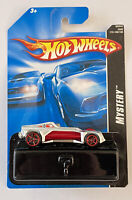 2008 Hotwheels Mystery Car Med Evil Lane Splitter 15/24 Very Rare!