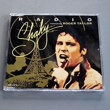 Queen Roger Taylor Radio Shakin Stevens CD Single (New Case)