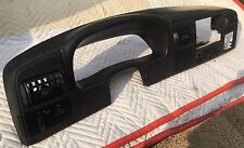 2004 - 2007 Ford F250 F350 Super Duty Excursion OEM Black Dash Bezel