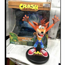 """26Crash Bandicoot 4 Game 9"""" Wolf PVC Painted Statue Action Figure Collection Toy"""