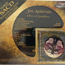 Olias of Sunhillow by Jon Anderson (Vocals (Yes)) (CD, Jan-2014, Audio Fidelity)