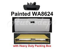 Painted WA8624 Tailgate with Black Handle w/o keyhole For COLORADO 2004-2012
