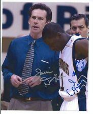 Dixon & Krauser, University of Pittsburgh Basketball, Signed 8 x 10 Photo