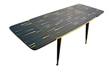 Mid-Century Nierentisch Couchtisch 50/60s Kidney Era coffee table Tisch 174cm