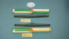 NOS 1953-56 CHEVROLET CORVETTE SELF DE-ICING WINDSHIELD WIPER BLADES #986882