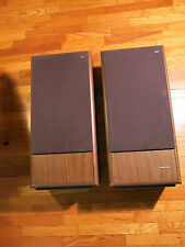 "Acoustic Research AR Connoisseur 30 RARE Vintage 10"" Speakers"