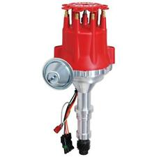 MSD Distributor 8552; Ready-To-Run Vacuum Advance Magnetic Trigger for Buick V8