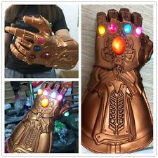 Avenge 3 Infinity War Gauntlet LED Cosplay Thanos Gloves UK FREE SHIPPING