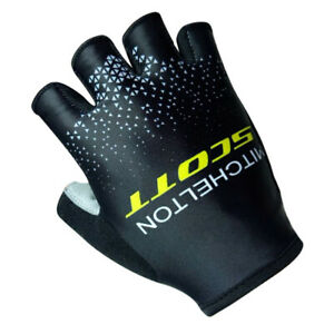 Bike Outdoor Sports Cycling Bicycle MTB Gloves Riding Race Half Finger Gloves