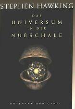 Das Universum in der Nußschale von Stephen W. Hawking | Buch | Zustand gut