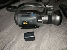 Jvc Gy-Dv300 Mini Dv Camcorder bundle with batteries and cassette