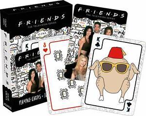 Amigos (Serie De TV) Iconos Conjunto De 52 Jugar Tarjetas Bromistas) (NM)