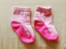 ♥ Baby Girl Pigeon Pink Socks NB 0-6m ♥